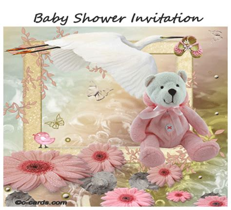 baby shower free save the date ecards greeting cards