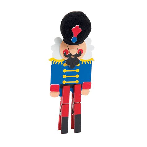 nutcracker crafts for nutcracker clothespin craft kit trading