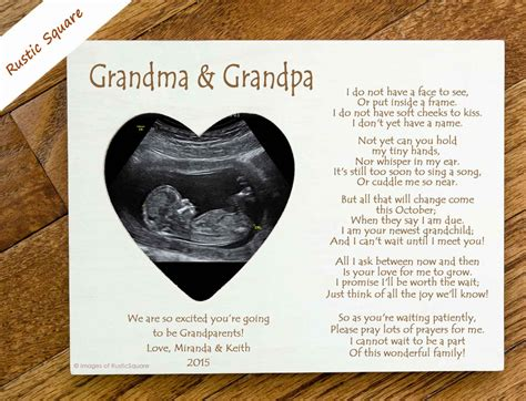 for my grandchild a grandparent s gift of memory books grandparents to be pregnancy announcement gift grandparents