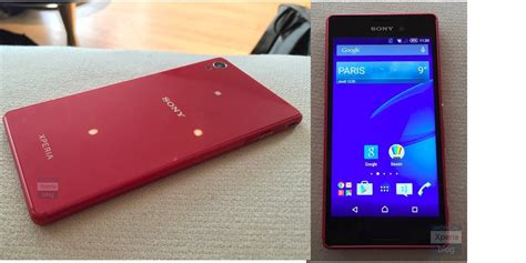 Sony Xperia M4 Aqua mysterious sony xperia device spotted in most likely xperia m4 aqua update confirmed