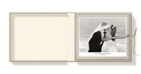 Wedding Post Box Lewis by Introducing Milk Books Beautiful Bespoke Photo Books And