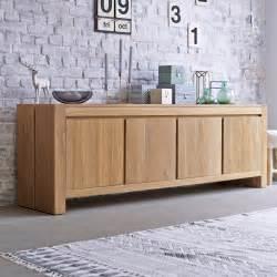 buffet en teck style classique achat meuble 4 portes