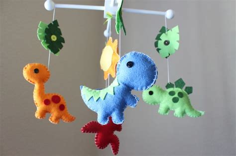 Baby Crib Mobile Baby Mobile Dinosaur Mobile Nursery Mobile For Babies Crib