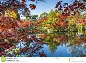 jardins de kyoto image libre de droits image 36162586