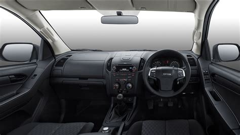 isuzu dmax interior isuzu d max sx 2016 review road test carsguide