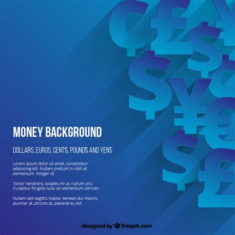 Mba Finance Without Finance Background by Money Background Vector Free