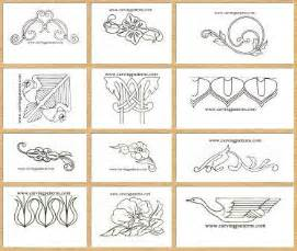 wood carving templates free wood carving patterns for beginners