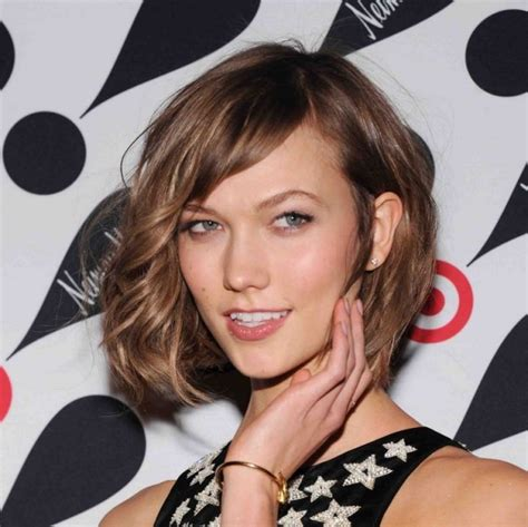 karlie kloss bob hairstyle how to style quot the chop quot o novo corte chanel vilamulher