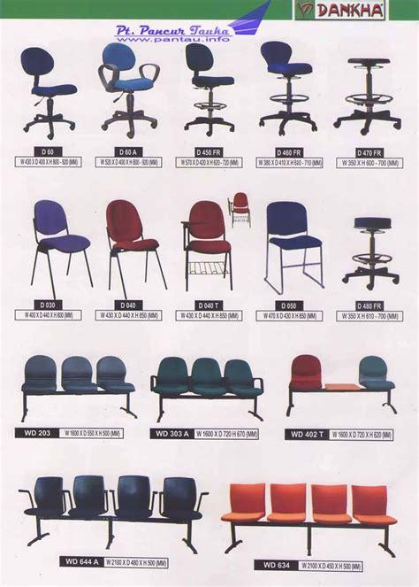 Kursi Kantor Dankha distributor furniture meja kursi kantor bandung