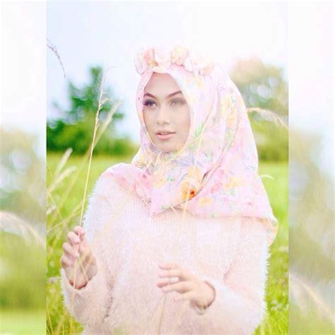 10405 Nada Syari Pink Berkualitas gaya remaja keren muslim newhairstylesformen2014