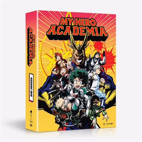 my academia vol 5 funimation store february march and april 2017
