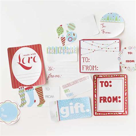walmart printable gift tags free printable christmas gift labels from better homes