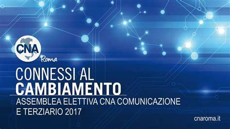 sede cna roma cna comunicazione roma in diretta
