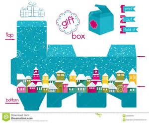 printable box template with lid search results for gift box template printable