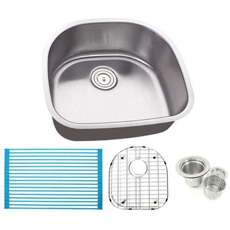 undermount prep sink stainless steel 23 inch stainless steel undermount kitchen bar prep