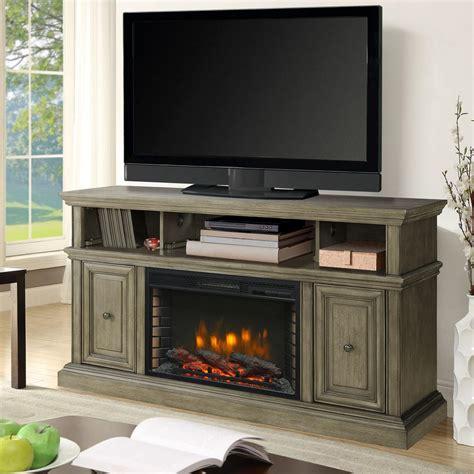 muskoka mccrea 56 in media electric fireplace in