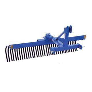 Landscape Rake Category 1 84 Cat 1 3 Point Tractor Landscape Rake Implement For