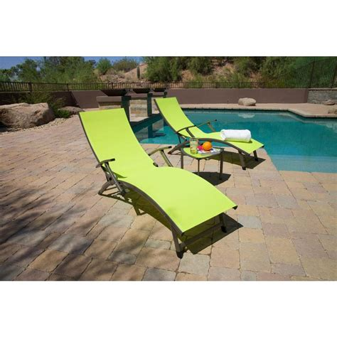 lime green chaise lounge rst brands sol sling patio chaise lounge in lime green 2