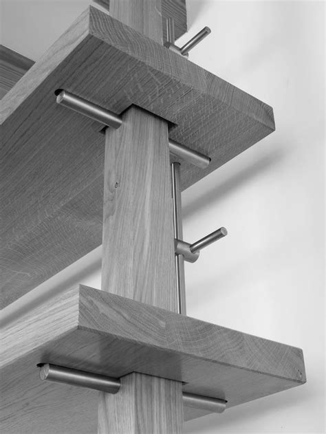 Shelf Support Systems by Best 25 Table Shelves Ideas On