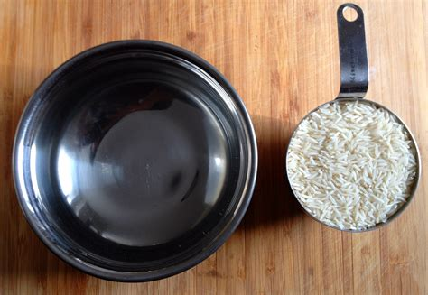 tips masak nasi menggunakan beras basmathi  lembut