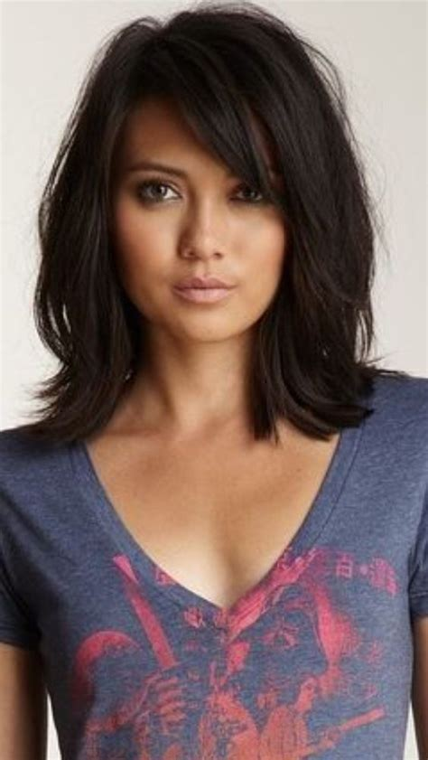 mid length hair cuts longer in front 15 of the cutest medium length layered hairstyles must