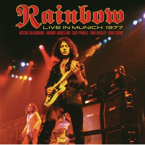 Rainbow Live In Munich 1977 | all access may 2013