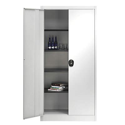 armoire metallique 420 quipo armoire m 233 tallique universelle 224 portes battantes