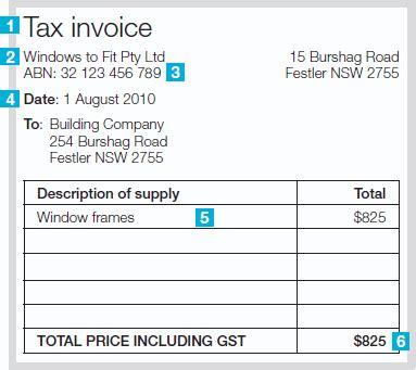 free tax invoice template australia free tax invoice template australia invoice exle