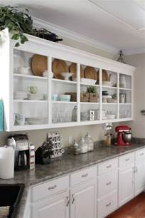 shelving ideas for kitchens open shelving kitchen design ideas decor around the world