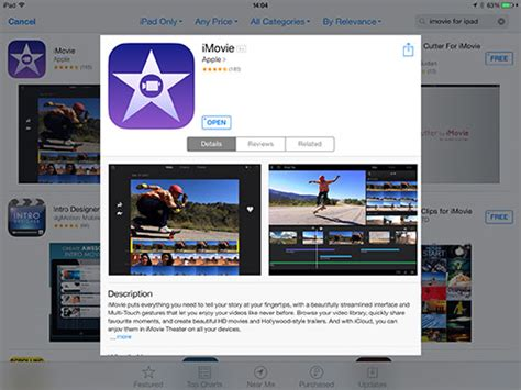 imovie tutorial ipad air 2 how to import edit video on an ipad macworld uk