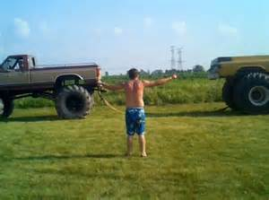 Chevy Vs Ford Tug Of War Find Built Ford Tough Or Chevy Like A Rock Photo