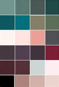 winter color palette 25 best ideas about winter palette on