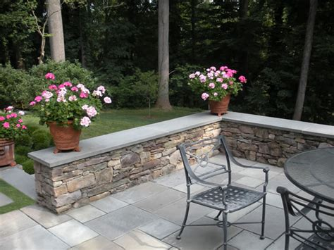 patio wall ideas best 25 bluestone patio ideas on pinterest tile patio