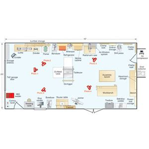 floor plans woodworking shops house plans amp home designs fashion stores famous architects and virginia on pinterest