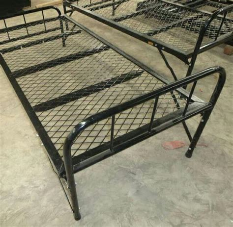 military bed army beds single 1 8m x 760cm army surplus