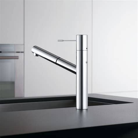 Rohl Pull Out Kitchen Faucet by K Amp B Galleries Kwc Ono Single Lever Mixer W Pull Out Aerator