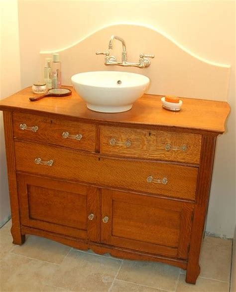 furniture turned into bathroom vanity 161 best home decor antique furniture re purposed