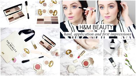 Hm Makeup Kit Original Us h m haul application and impressions becca