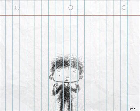 doodle prison bait sketch book project