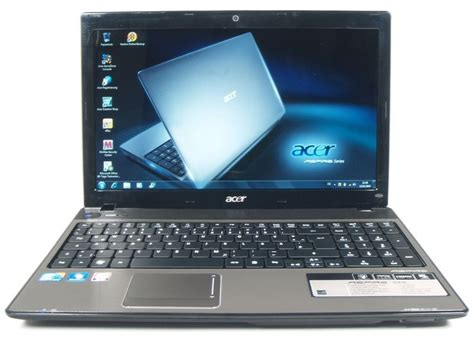 Laptop Acer Intel I3 3 Jutaan acer aspire 5741g intel i3 reviews and ratings techspot