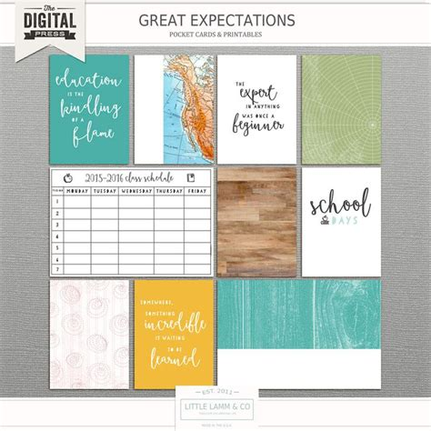 themes of great expectations pdf 453 best project life images on pinterest journal cards