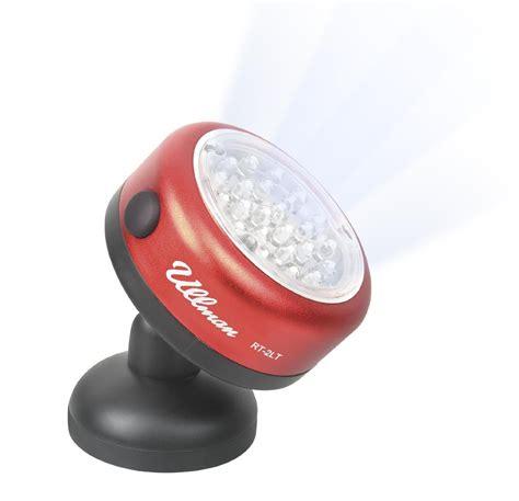 magnetic led work light ullman rt 2lt rotating magnetic led work light lighting