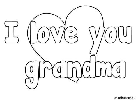 happy birthday granny coloring pages happy birthday grandma coloring page coloring home