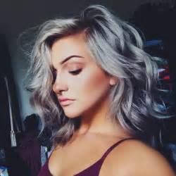 do like grey hair it s not grey hair it s platinum highlights colorize mag