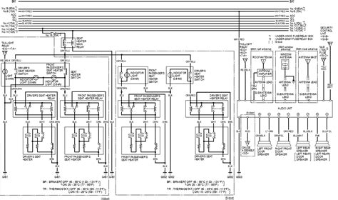 1991 honda accord fuse box diagram wiring diagram with