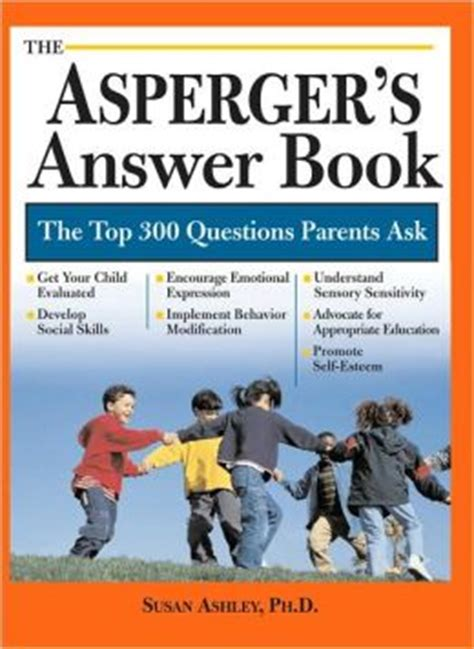 catspergers books the asperger s answer book the top 275 questions parents