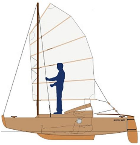 scow boat plans sailing scows with a difference download boat plans