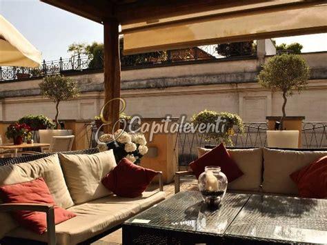 terrazza su roma terrazza dei cesari roma roof garden per feste roma