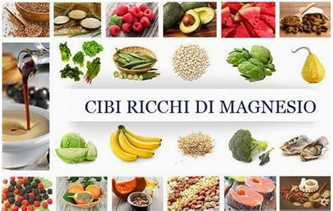 potassio alimenti lo contengono i cibi pi 249 ricchi di magnesio ecosost vivere sostenibile