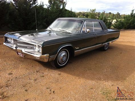 1968 Chrysler New Yorker For Sale by 1968 Chrysler New Yorker 440 Big Block